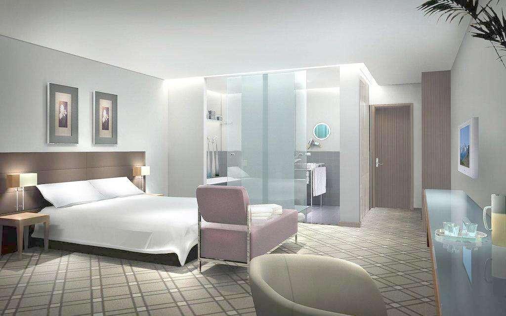为什么酒店厕所玻璃都是透明的