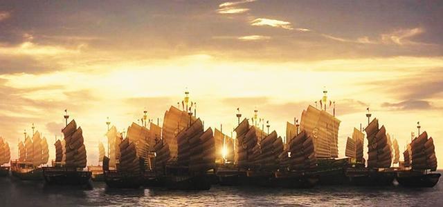 郑和舰队实力究竟有多强?史书上这一描述,至今让人震撼!