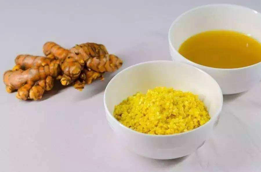 黄姜的功效与作用_黄姜和生姜的区别